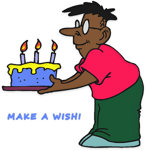 Free Birthday Clipart Gifs