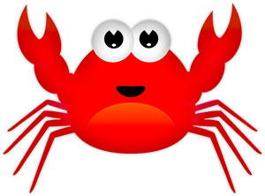 Free Crab Animations - Crab Clipart - Gifs