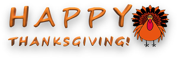 Free Thanksgiving Clipart - Thanksgiving Animations